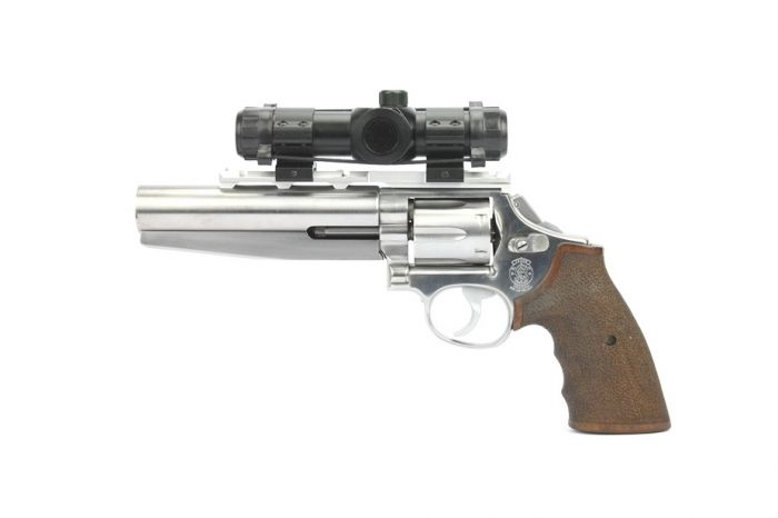 Smith&Wesson 66 .357M/.38 Sp.