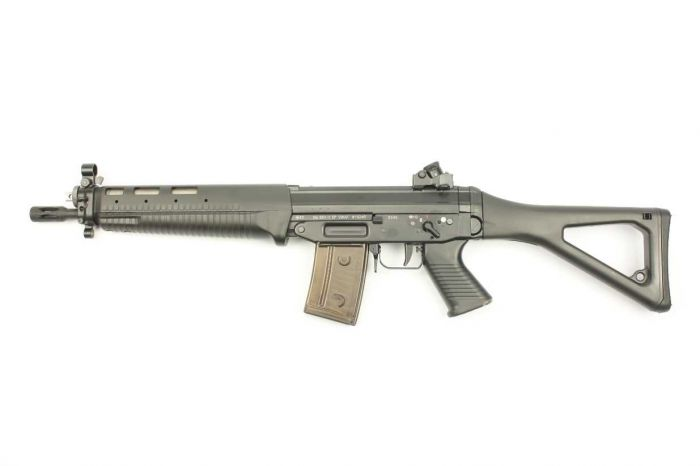 Swiss Arms 551-1 SP Swat