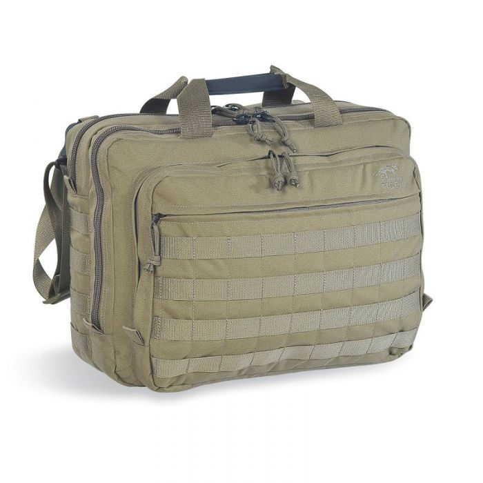 Tasmanian Tiger Document Bag Khaki