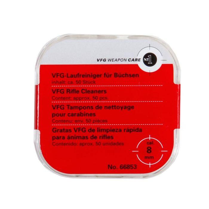 VFG Loop Reinigings Viltjes .338/8mm (50 stuks)