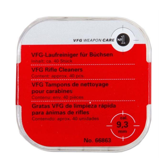 VFG Loop Reinigings Viltjes 9,3mm (40 stuks)