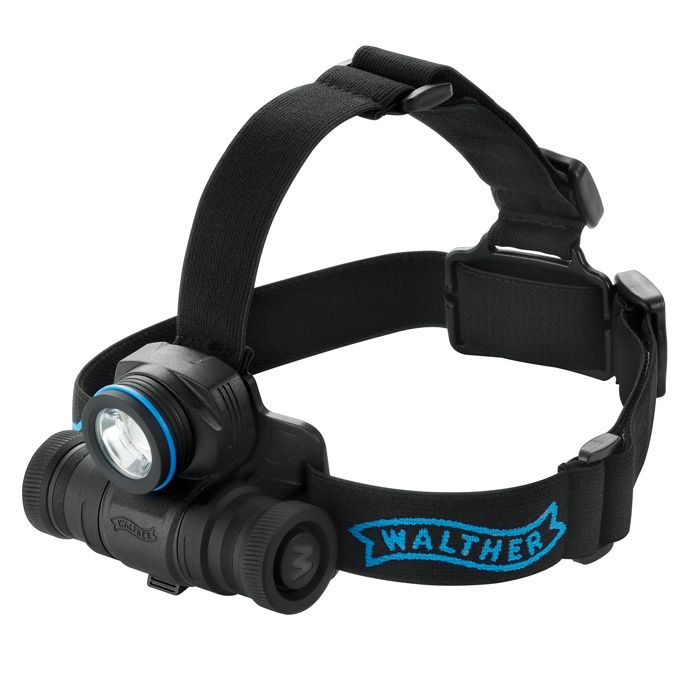 Walther Pro HL11 Hoofdlamp