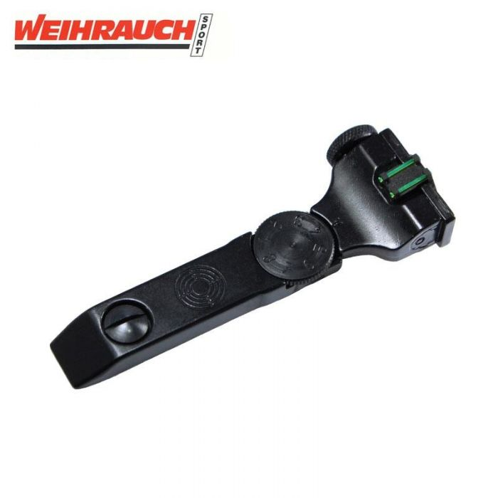 Weihrauch Micrometer Keepvizier Truglo Fiber Optik #2250-FO