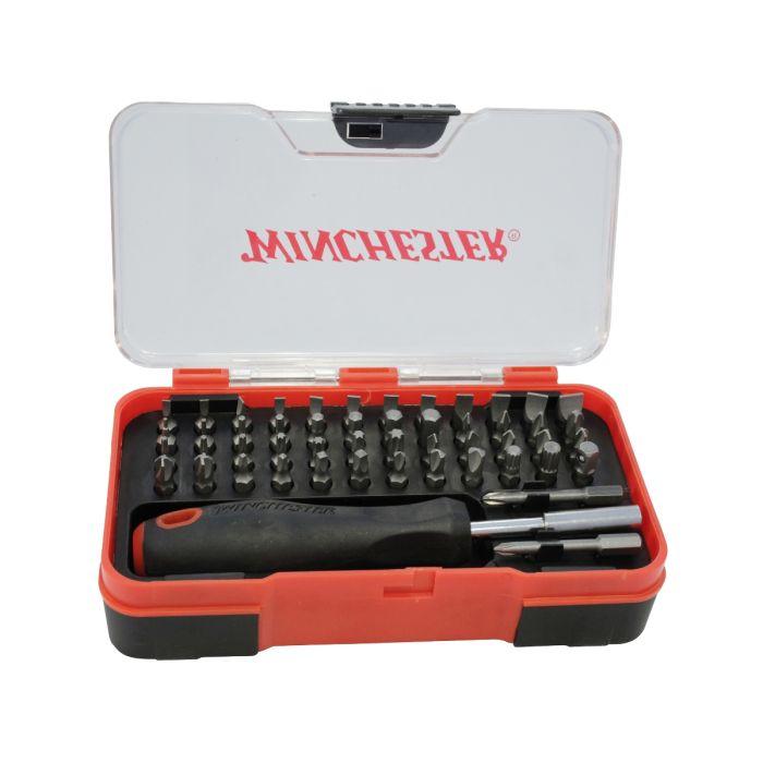 Winchester 51 Piece Gunsmith Screwdriver Set #363158