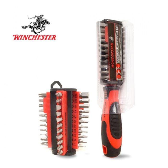 Winchester Pro Screwdriver Bit Set #WINGSD33