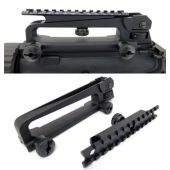 NcStar Carry Handle AR15/M16 Weaver Rail #MAR6