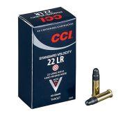 CCI Standaard Velocity .22 LR.
