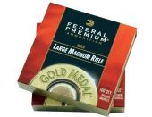 Federal Large Rifle Magnum Gold Medal Match #GM215M