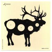 Flip-Target Schietkaarten Deer Hunting 14x14 cm