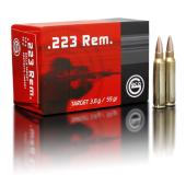 Geco .223 Rem. Target FMJ.