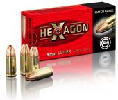 Geco Hexagon 9 mm Para