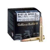 Sellier & Bellot 8x57 JS. SPCE 196 Gr. 50 stuks