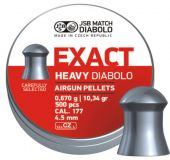 JSB Exact Heavy Diabolo 4.5mm