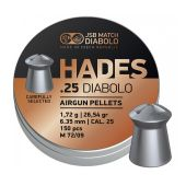 JSB Hades Diabolo 6.35 mm 26.54 Grain