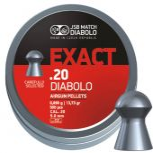 JSB Match Exact Diabolo 5.0mm