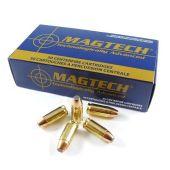 Magtech 9 mm Para 95 gr. JSP-Flat