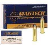 Magtech .357 Magnum SJSP