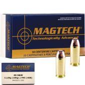 Magtech .40 S&W FMC
