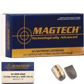 Magtech .44 Magnum SJSP