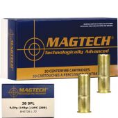 Magtech .38 Special LWC