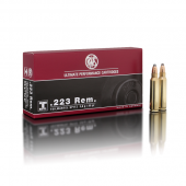 RWS .223 Remington. T-Mantel Spitz 55 Gr.