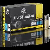 RWS Pistol Match .22 LR.
