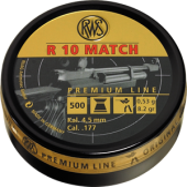 RWS R10 Match 4,49mm