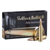 Sellier & Bellot .22-250 Rem. Soft Point 55 Grain.