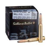 Sellier& Bellot .30-06 Sprfd Soft Point 180 Gr. 50 Stuks