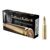 Sellier & Bellot .222 Rem. SoftPoint 50 Gr.