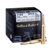 Sellier & Bellot 7x64 SPCE 173 Gr. 50 stuks