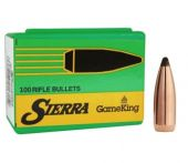 Kogelkoppen Sierra GameKing #1365 Spitzer Boat Tail 55 Grain