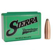 Sierra Varminter .22 Kaliber (.224) HV 63 GR. SMP #1370