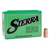 Sierra Sports Master .38 Cal (.357) 170 GR. JHC #8365