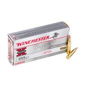Winchester Super-X Kaliber .223 Rem. Jacket Soft Point / 20 St.