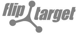 Flip-Target logo Wapenhandel Kuiper
